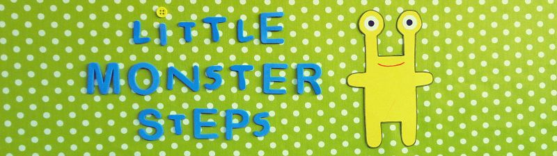 Little monster steps