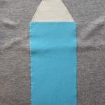 maat 110 grijs met lichtblauw potlood 3 klein